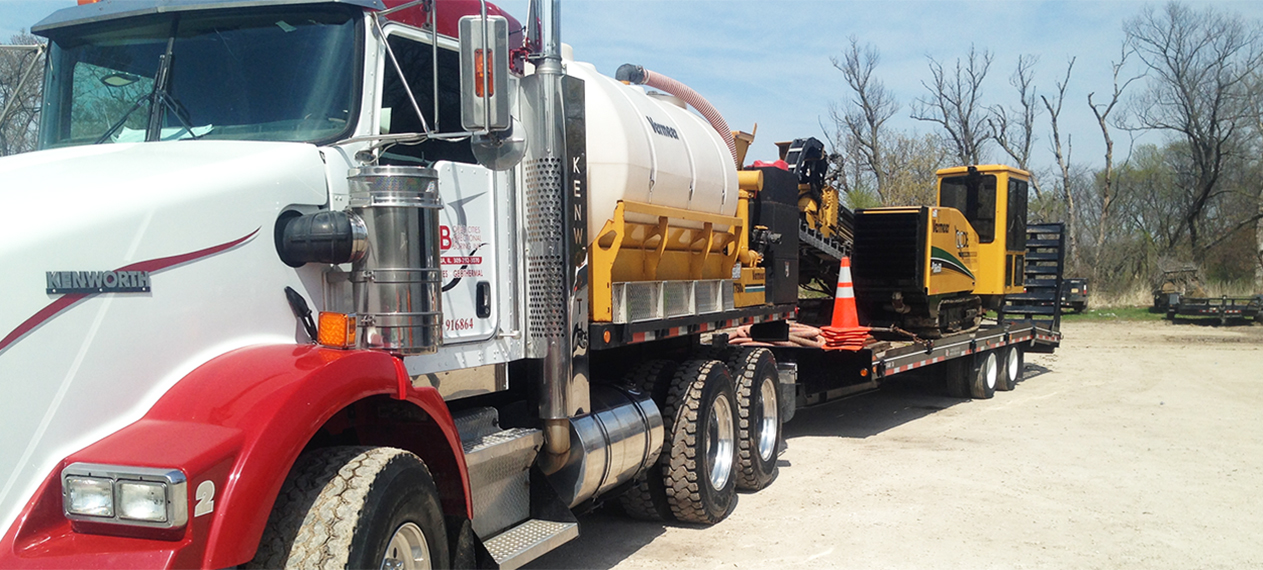 Quad Cities Directional Boring, Inc  | Home Page